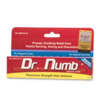 Dr. Numb érzéstelenítő krém