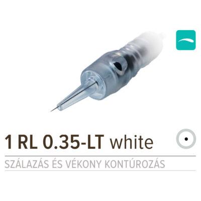 NPM 1 RL-0.35-LT White