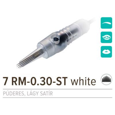NPM 7 RM-0.30-ST White