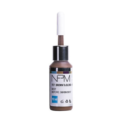 NPM Brown to Blonde (12ml)