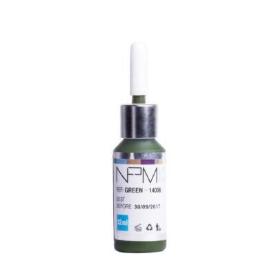 NPM Green (12ml)