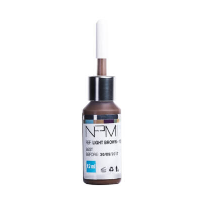 NPM Light Brown (12ml)
