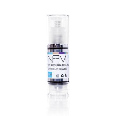 NPM Medium Black (30ml)