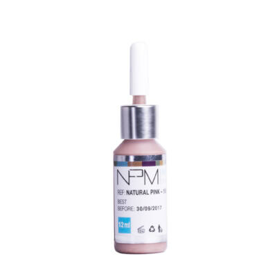 NPM Natural Pink (12ml)