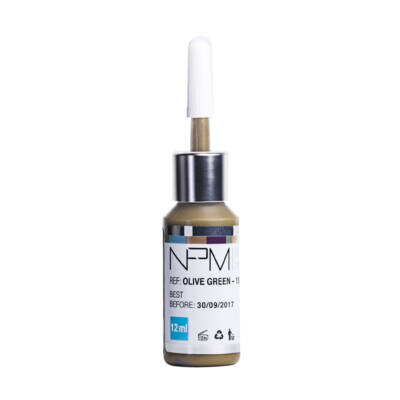 NPM Olive Green (12ml)