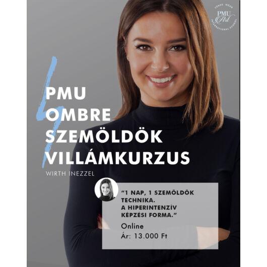 ONLINE OMBRE FORTE SZEMÖLDÖK PMU VILLÁMKURZUS - Wirth Inezzel