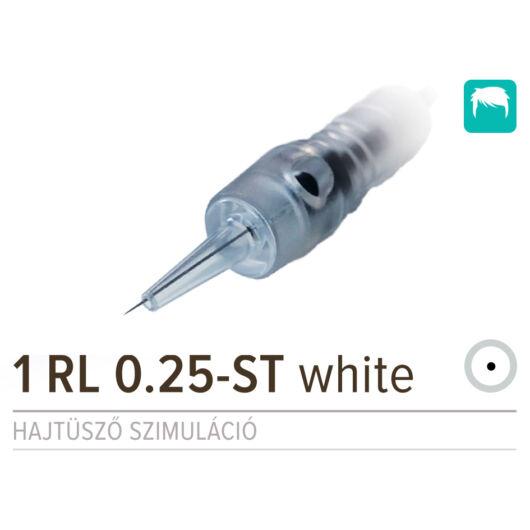 NPM 1 RL-0.25-ST White